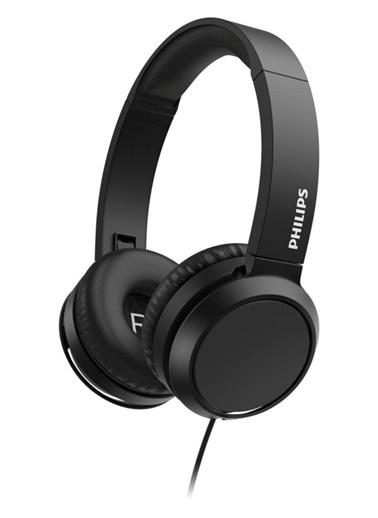 Philips Philips Tah4105 Siyah Kablolu Kulak Üstü Kulaklık Renkli